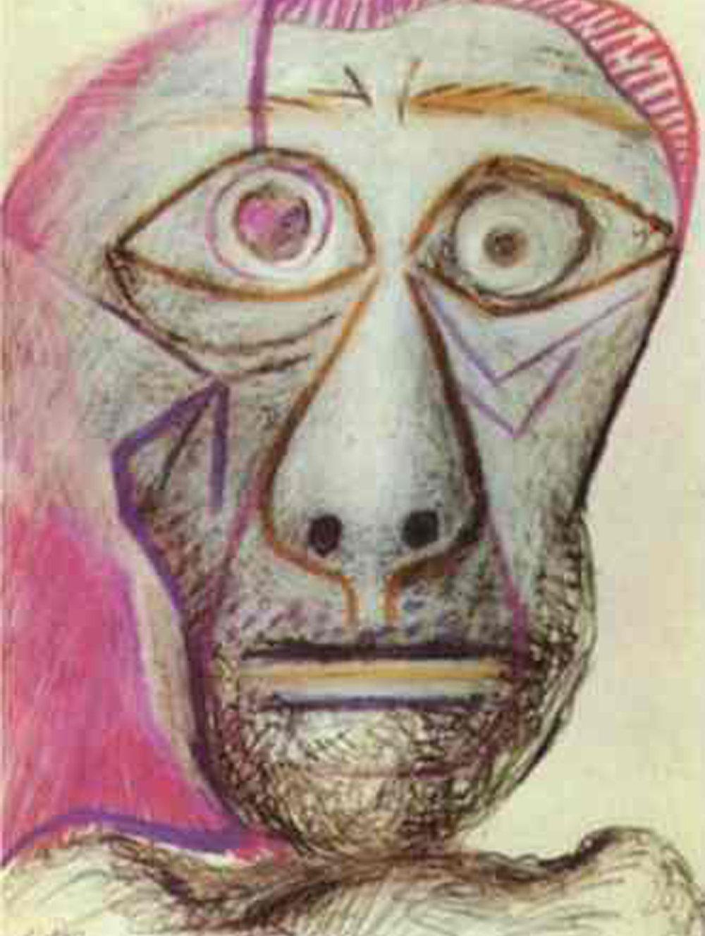 1972   Self-Portrait