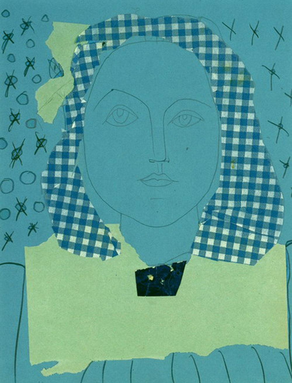 1946   Portrait of Françoise