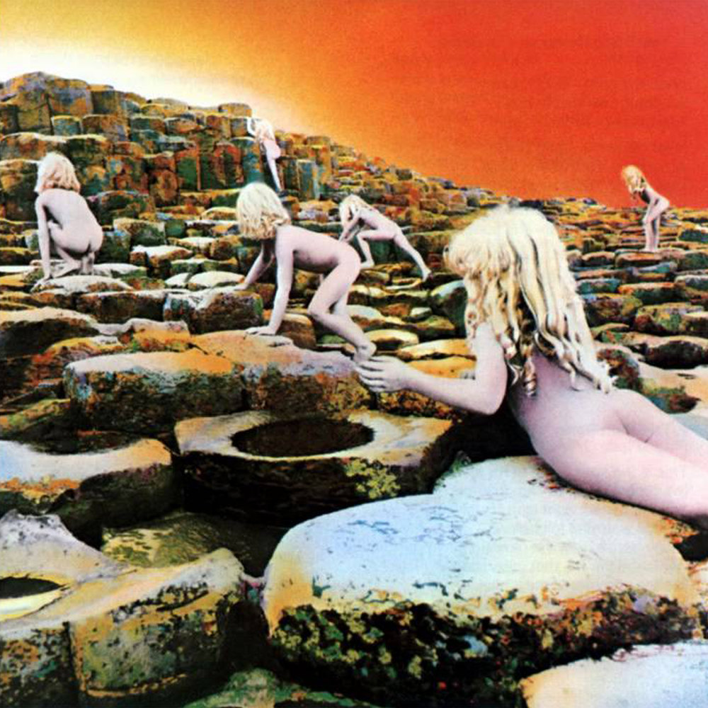 Led Zeppelin   Houses of the Holy    1973