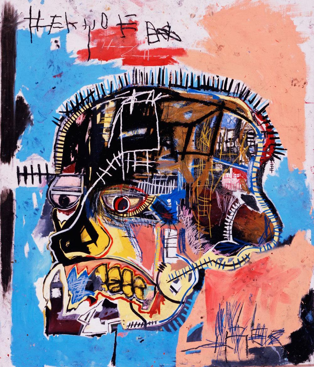 Untitled (Head)  1981
