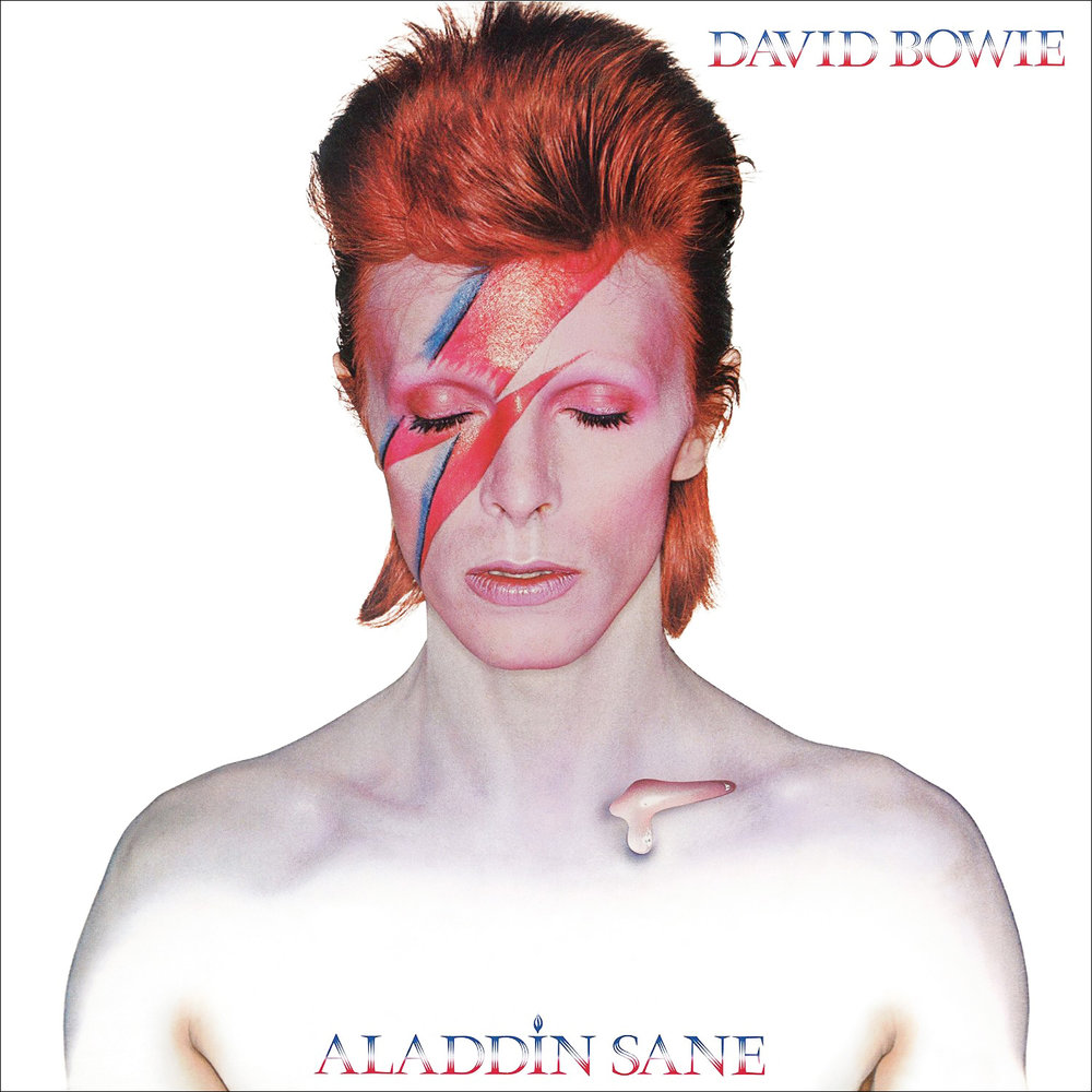 David Bowie   Aladdin Sane   1973