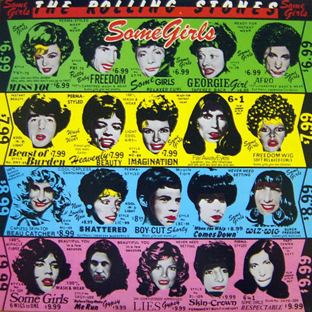 The Rolling Stones   Some Girls    1978