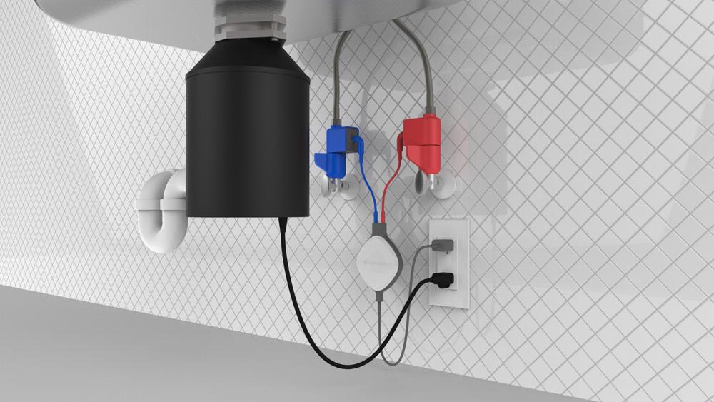 Universal, 'tools-free' installation
