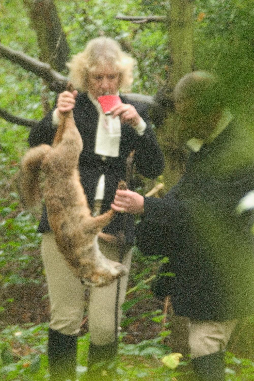 Camilla Dead Fox