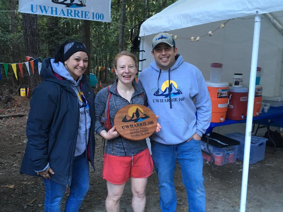 Race report from 2018 Women's 100 Mile Champion Daisy Weill