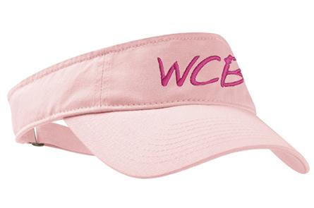 WCBB? Visor  $15