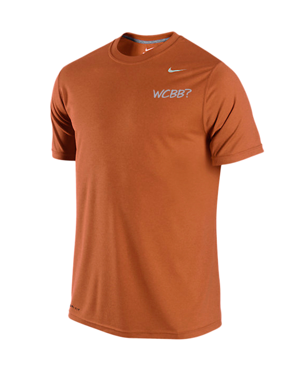 WCBB? Athletic Tee   $35
