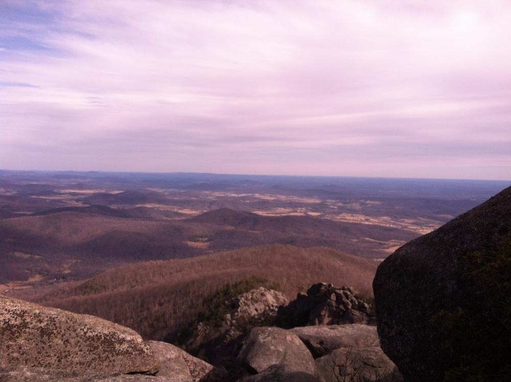Old Rag Mountain - Sperryville, VA