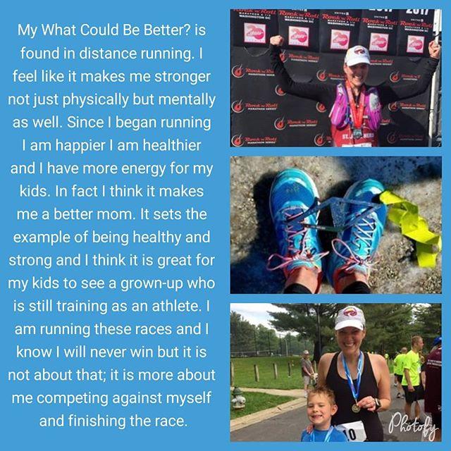 Marathon Mom ... What Could Be Better?  #running #run #momswhorun #marathonmom #marathon #10k #5k #halfmarathon #trailrun #runningrace #runlikeagirl #runlikeamother #runner #runlife #training #marathontraining #ultrarunning #mom #getoutdoors #healthy
