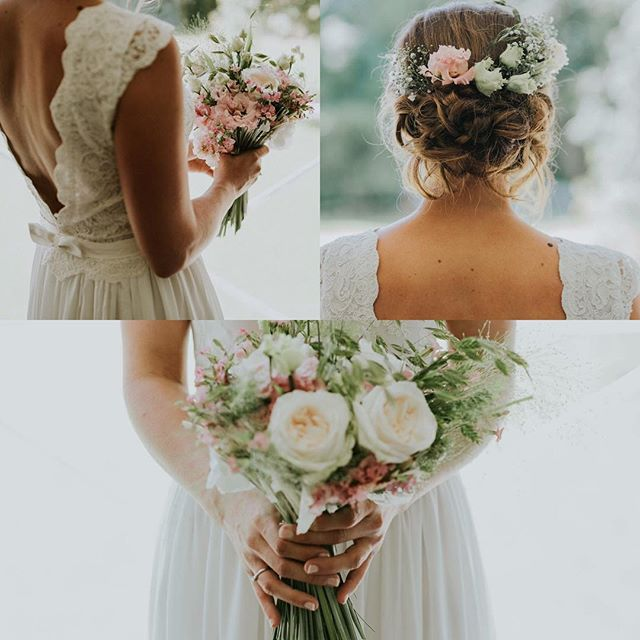 #brides #flowers #fleurs #tribearchipelago #lxc03 #inspirationwedding #weddingphotographer #weddingphotography #wedding #normandie #weddingdress #photographedemariage #mariage