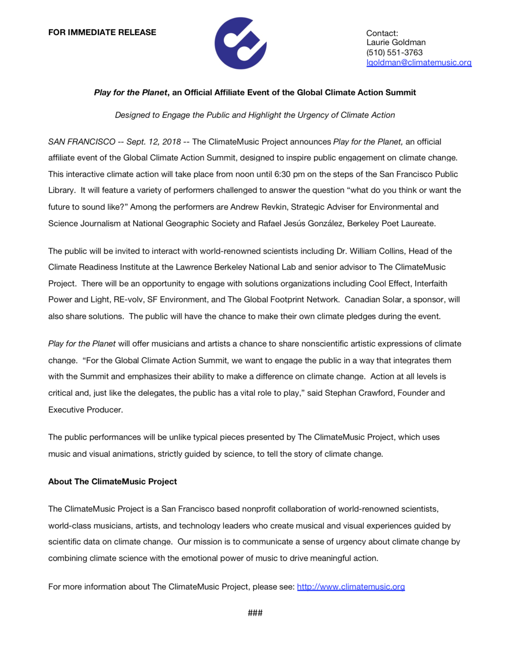 Press Release Play for the Planet 091218.png
