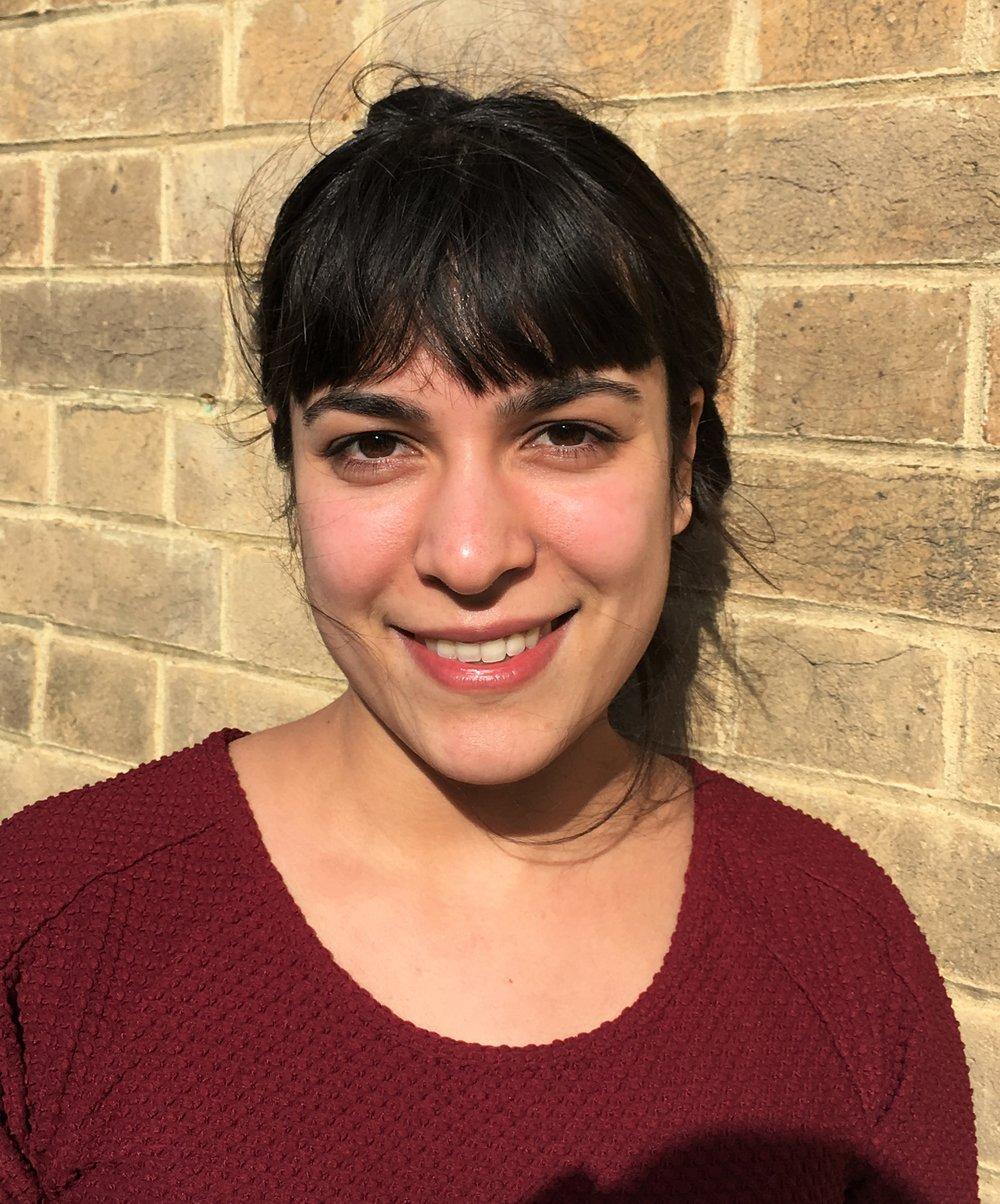 Adeline Murthy, Project Coordinator