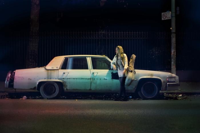 Beatie Wolfe in Manhattan - NYC, USA