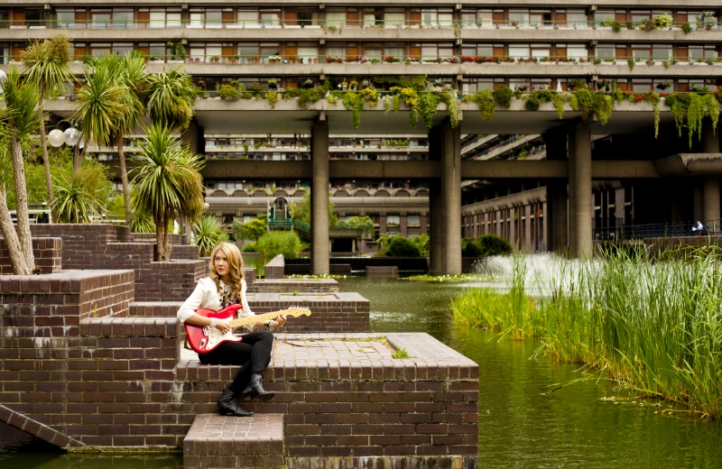 Beatie Wolfe at the Barbican