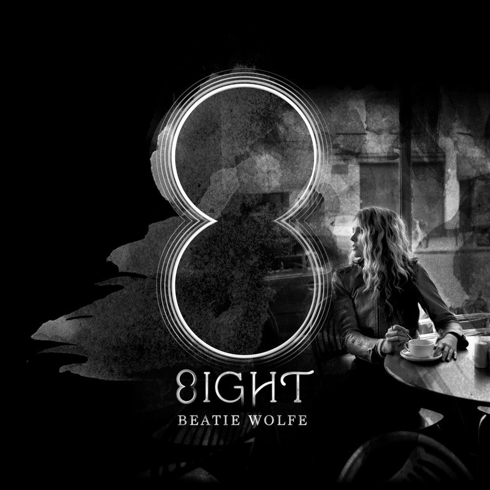 8ight - Official Album Artwork