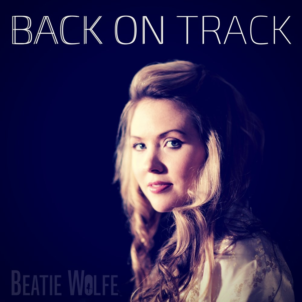 Back On Track by Beatie Wolfe Artwork