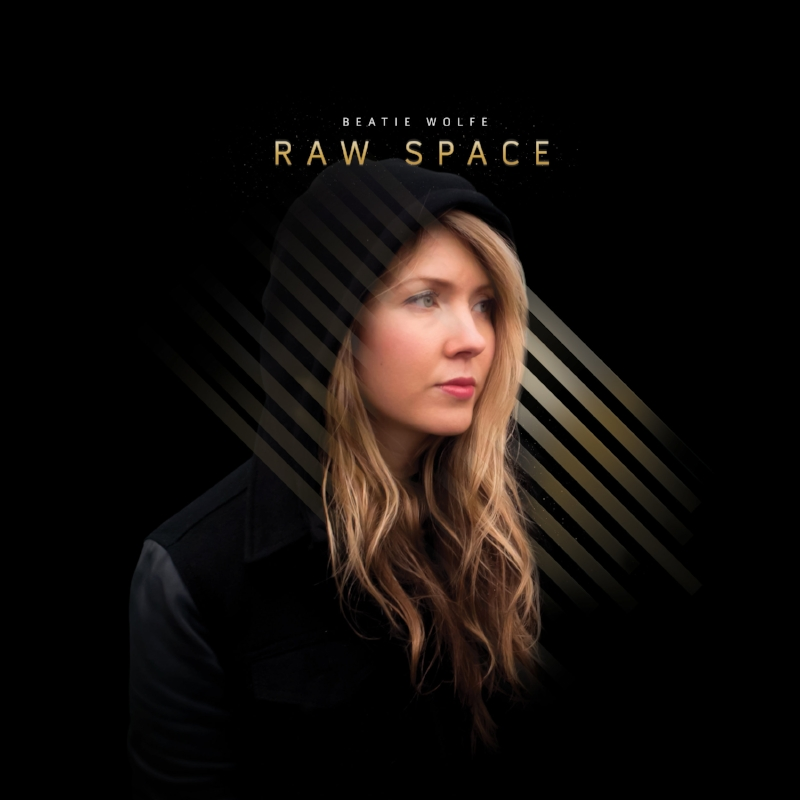 Raw Space by Beatie Wolfe (Album Artwork)