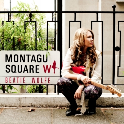 Montagu Square by Beatie Wolfe (Album Artwork)