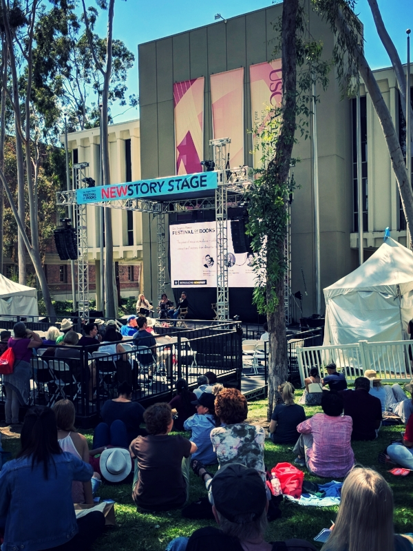 LA Times NewStory Festival - Power of Music and Dementia Session
