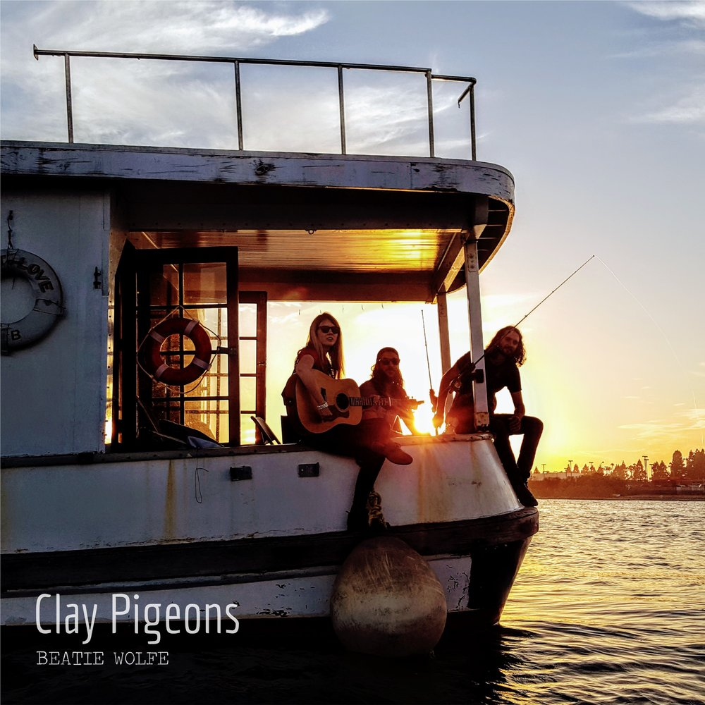 Clay Pigeons by Beatie Wolfe - Artwork FINAl - Aboard the Just Love