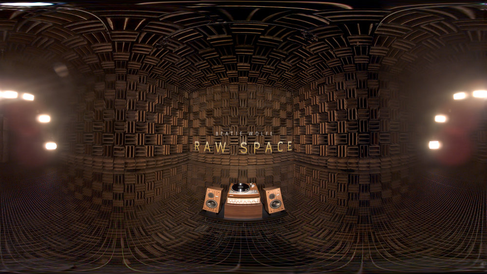 Beatie Wolfe - 2017 Raw Space - 360 Room Capture (1)