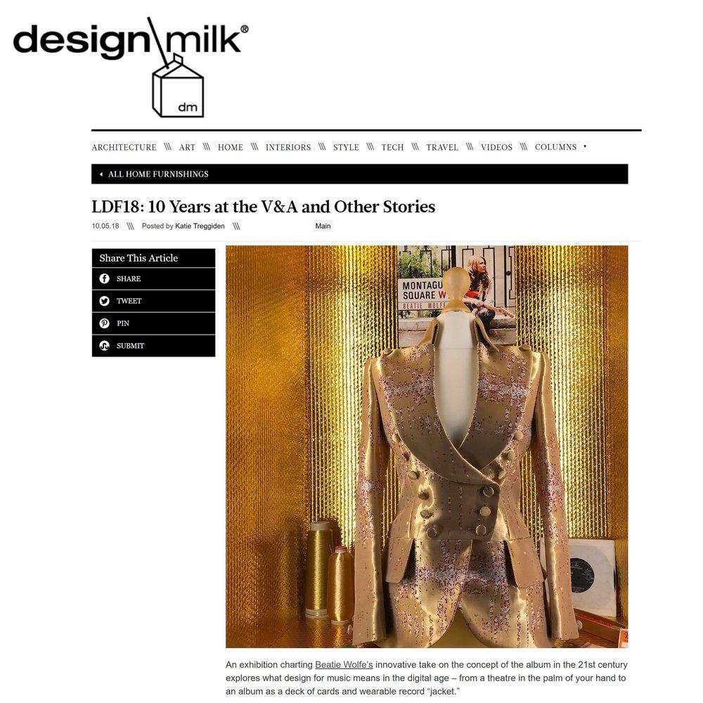 Design Milk on Beatie Wolfe's V&A exhibition.jpg