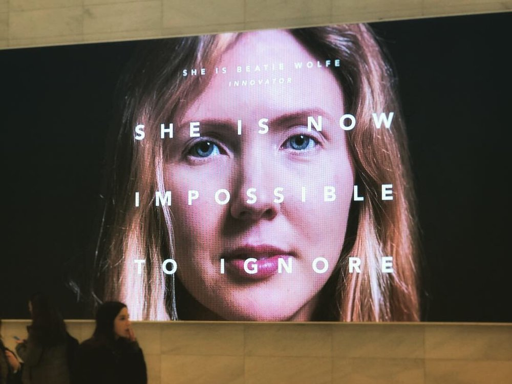 NYC World Trade Center ft Beatie Wolfe UN impossible to ignore campaign by Veanne Cao z0.jpg
