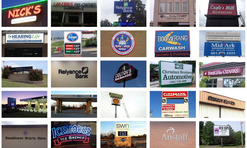 A Full Service Custom Sign Company Since 1920   Cuerden Sign Company    Learn More About Us