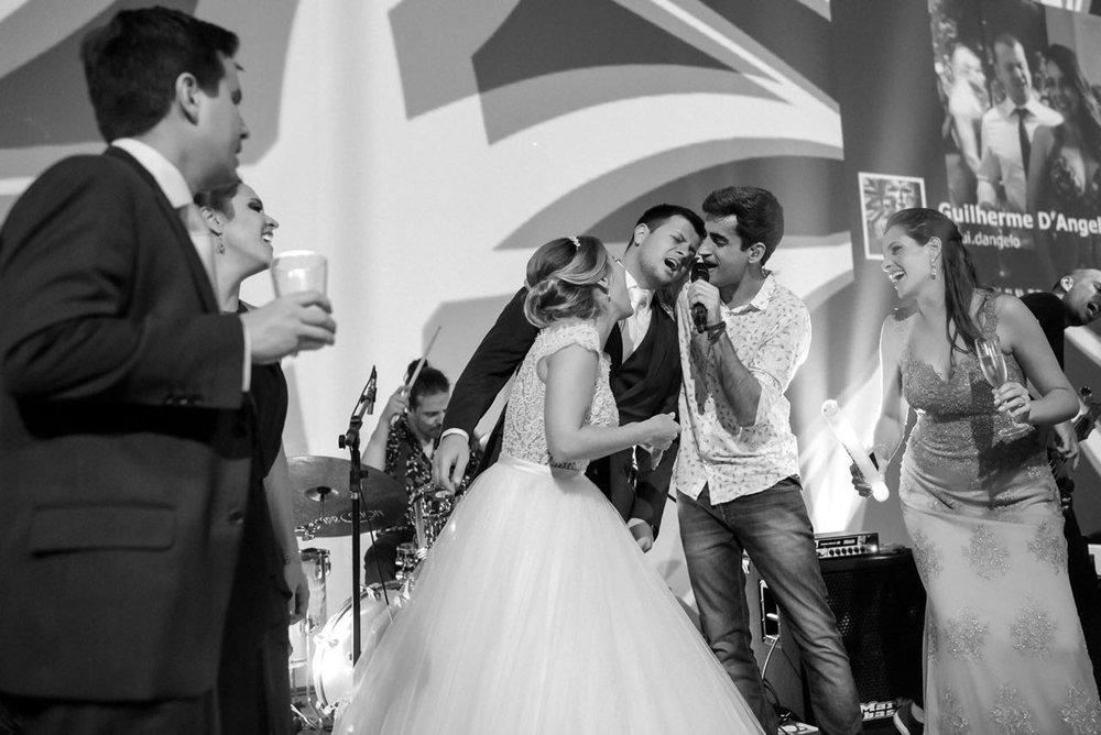 Canta comigo? #casaitaim