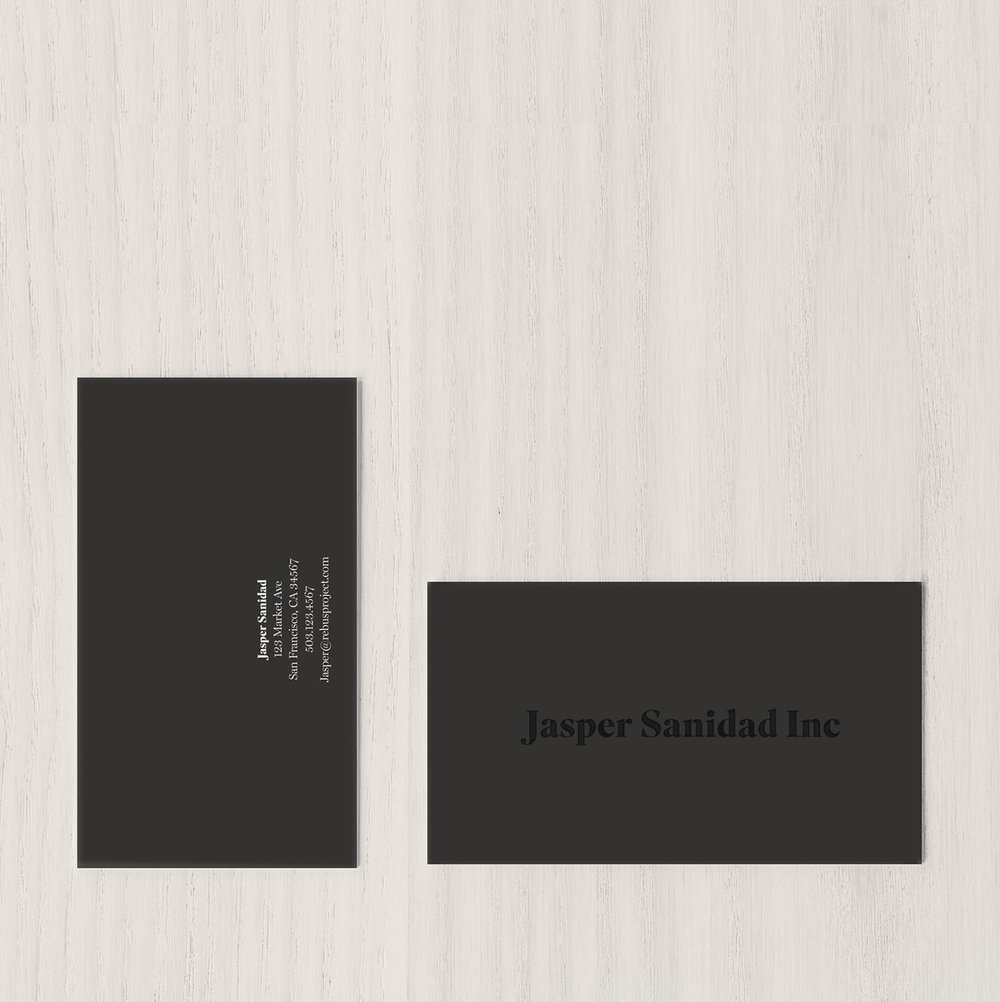 jasper sanidad & rebus project