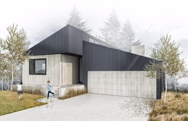 The Terrace Residence; A 3,500 Sq Ft, Single Family Home Designed Around  The Constraints Of A Sloped Plot Of Land To Meet The Needs Of A Modern  Familyu0027s ...