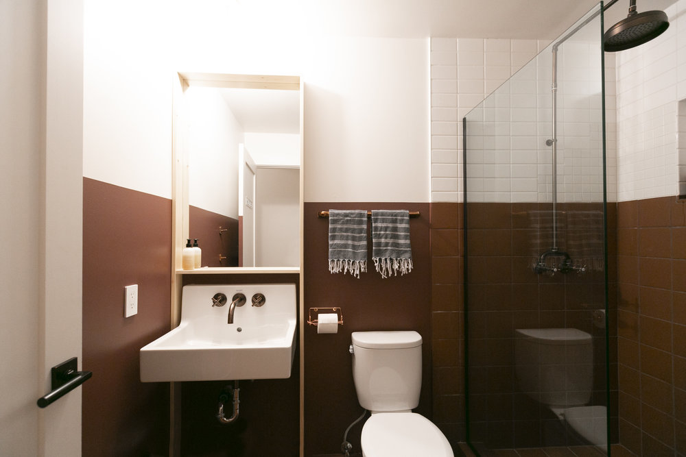 The Jennings Hotel : The jennings bathroom u2014 open studio collective