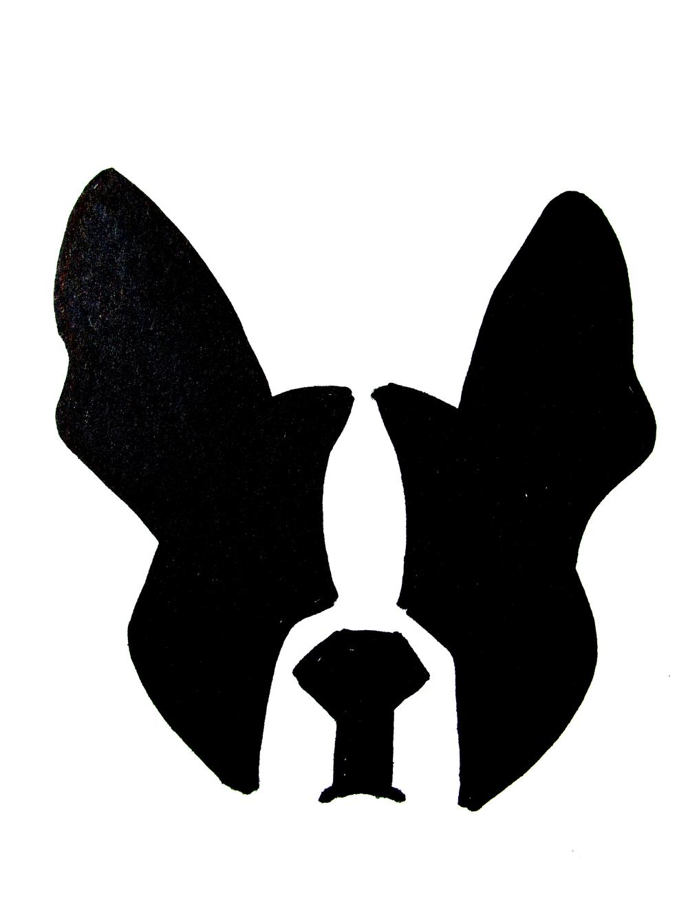 Logo for a client's social media accounts. 2014.