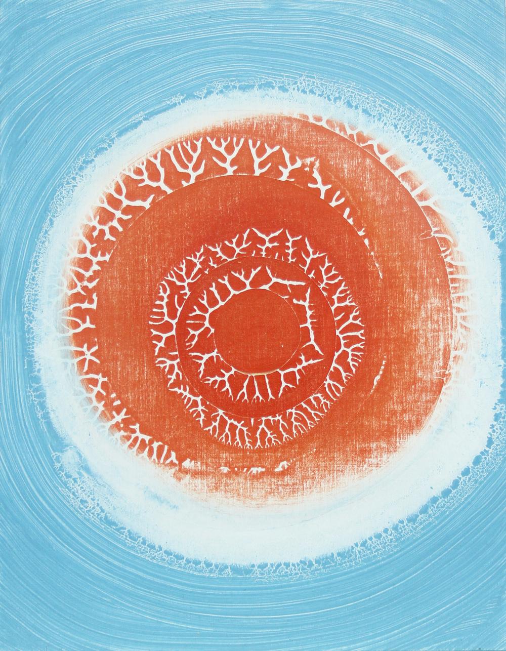 untitled, 2012, oil on panel, 12 x 9