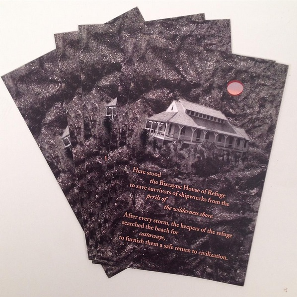 House of Refuge Invitations, edition 250