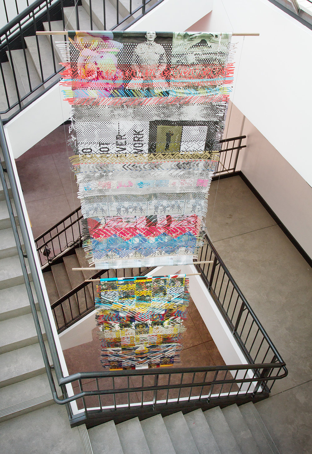 Installation View, Santa Cruz Museum of Art and History
