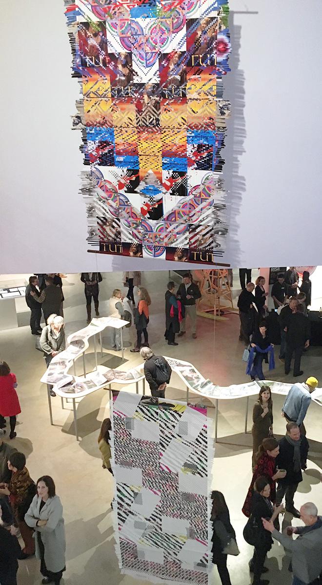 Installation view. San Diego Art Institute, 2019