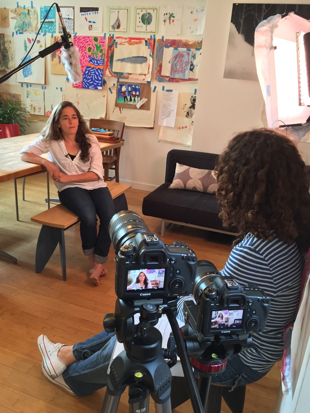 Rachel Fuld Interview Philadelphia