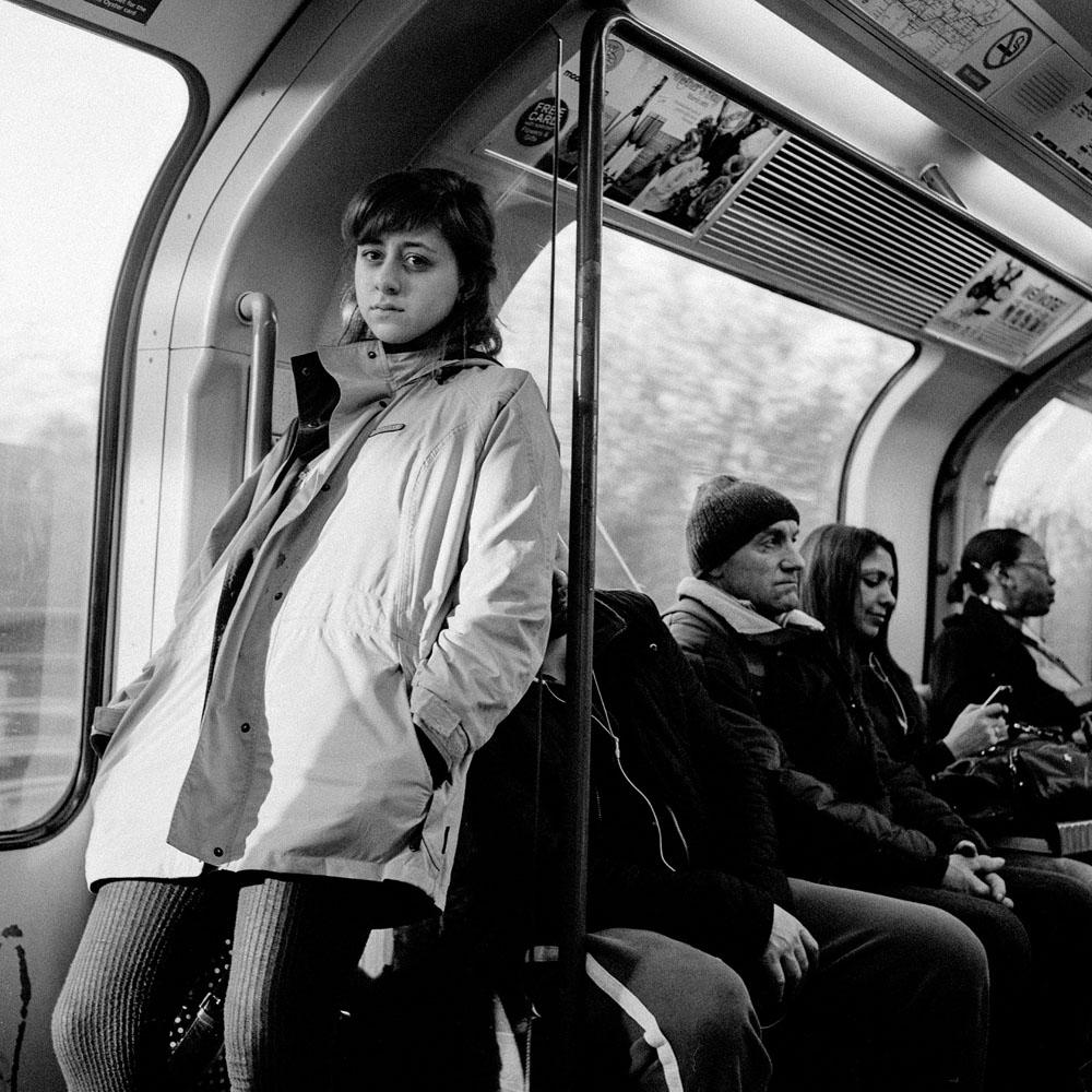 Central Line, London