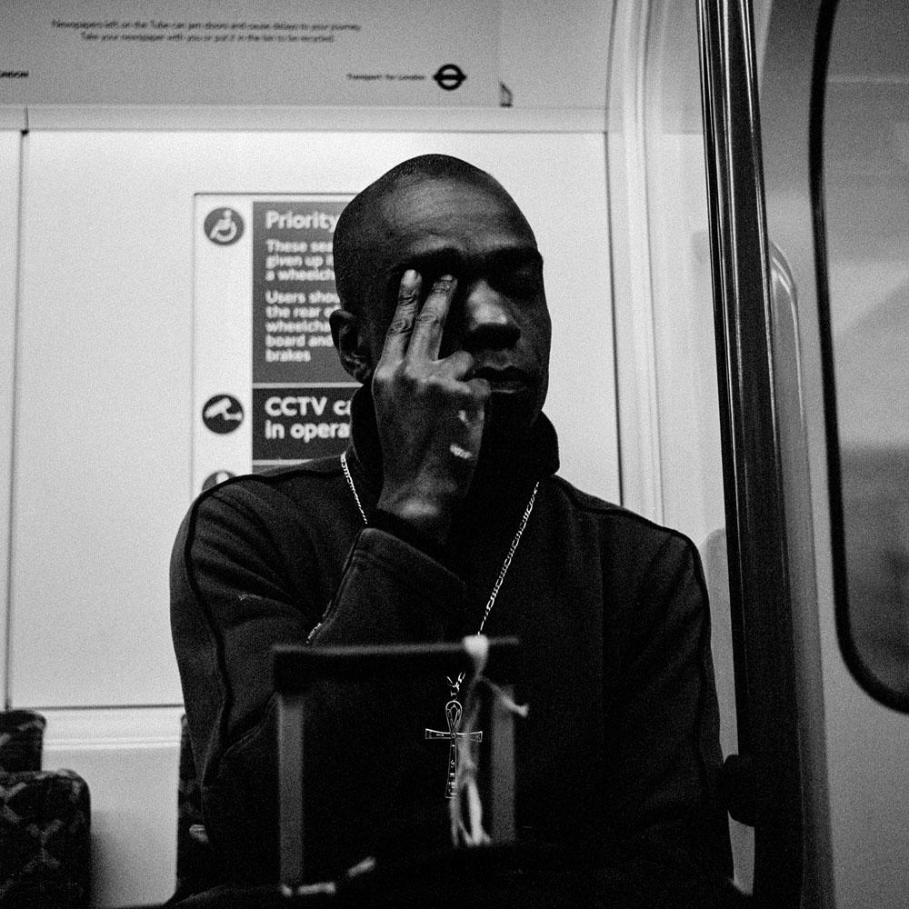 Victoria Line, London