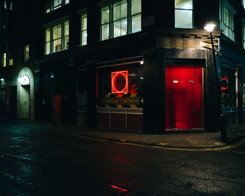 Ramilies Street, London
