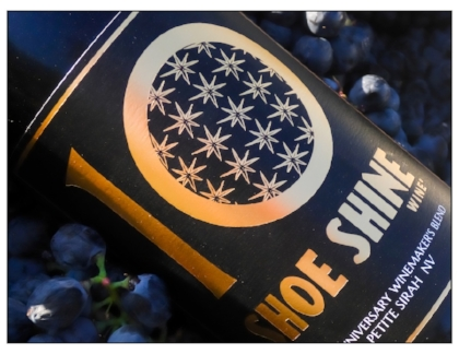 Petite Sirah specialty of Justice Grace Vineyards