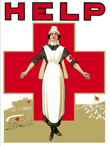 by DH Souter, 1918