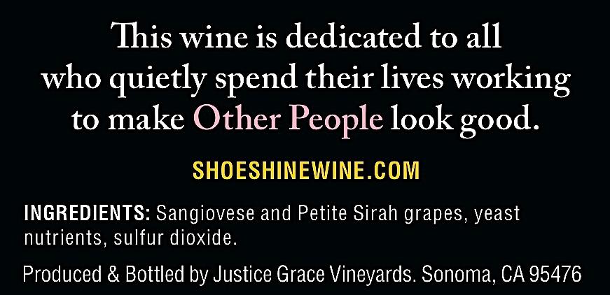 Wine ingredient labeling