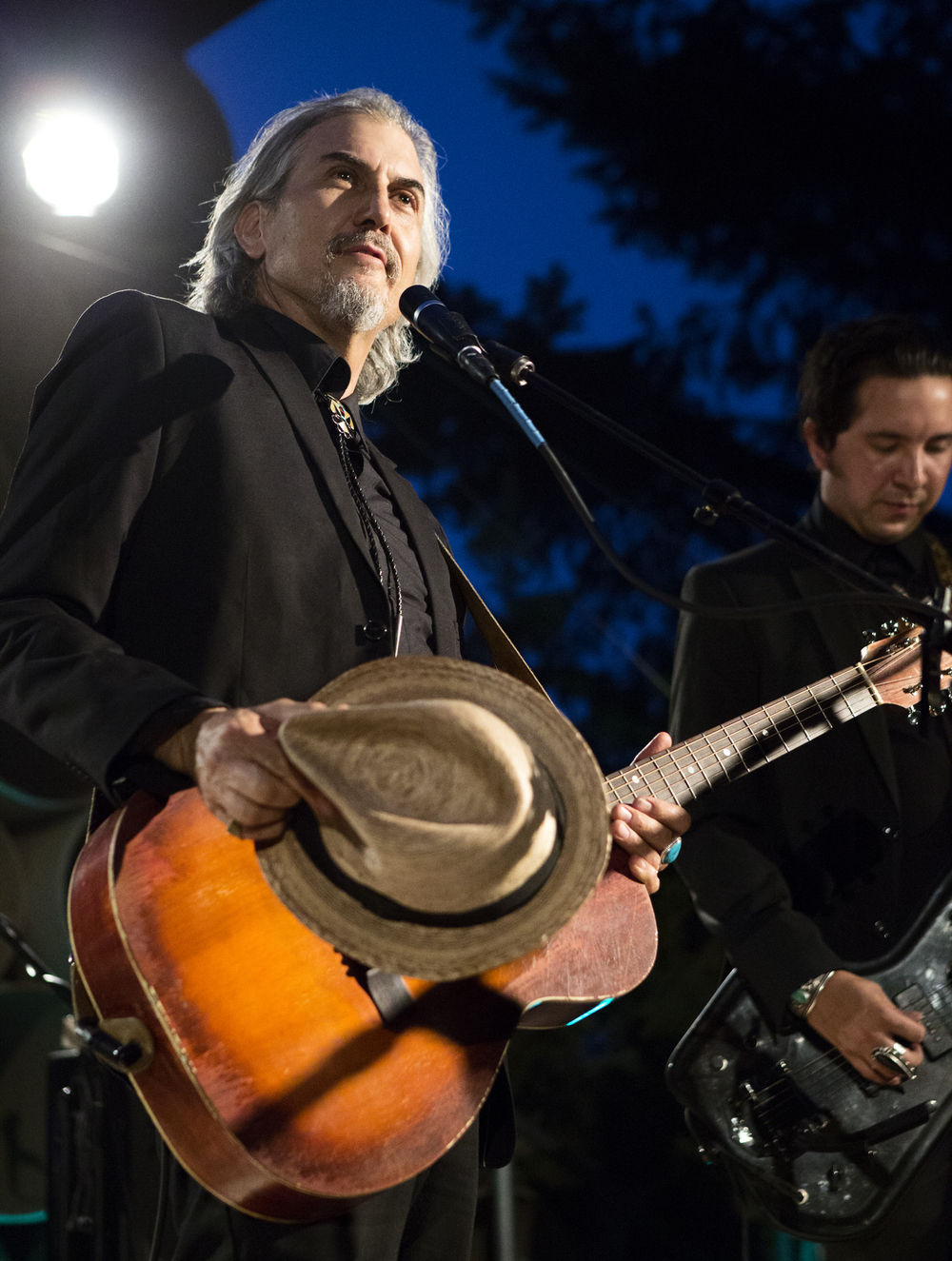 Howe Gelb of Giant Sand