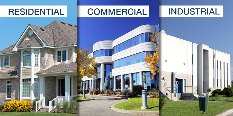 Spray Foam Insulation for Residential, Commercial, and Industrial Structures