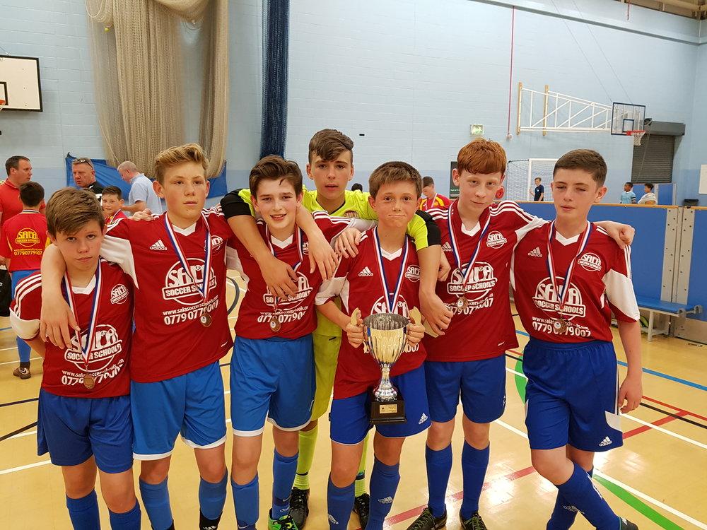 Manchester Futsal Sala Soccer club