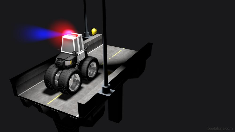 Copster Truck