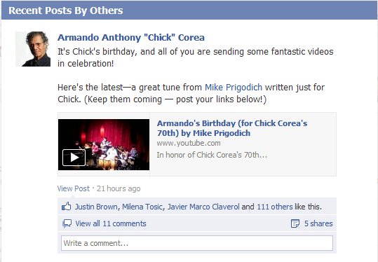 chick corea birthday facebook post 06-12-2012.png