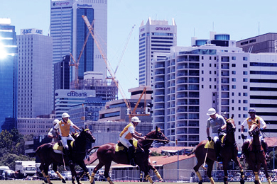 POLO IN THE CITY - LANGLEY PARK